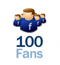 100 fans