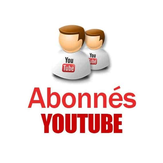 Abonnés Youtube